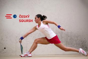 Český squash má novou tvář: letící míček má symbolizovat úspěchy nastupující generace