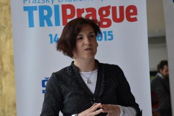 Předsedkyně Rady České triatlonové asociace Lenka Kovářová rezignovala z funkce