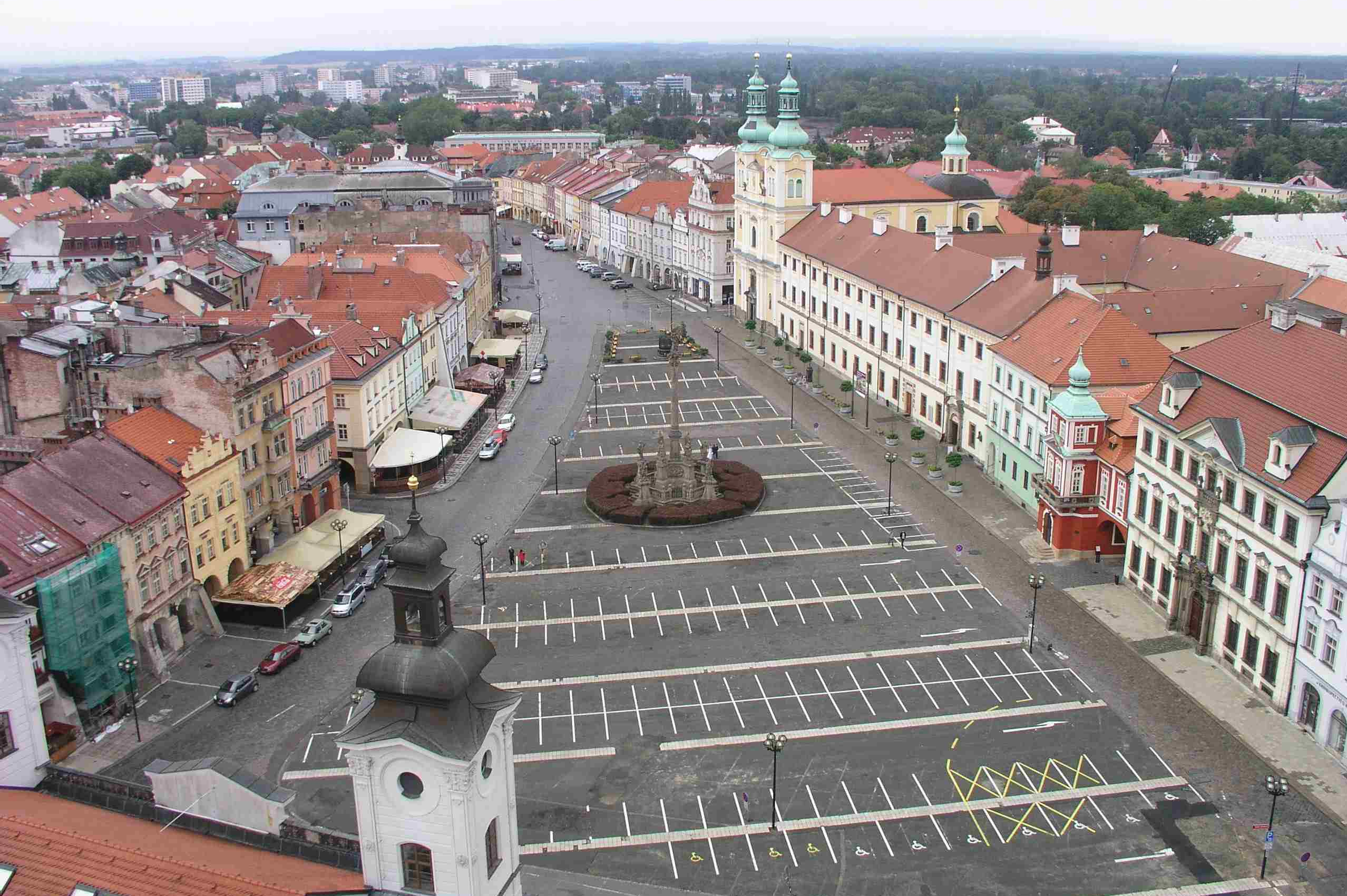 Hradec Králové chce v příštím roce získat dotace za stovky milionů