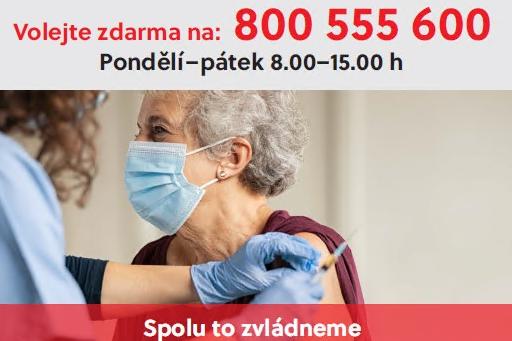 Pomoc s registrací pro seniory 80+ nabízí Příbram